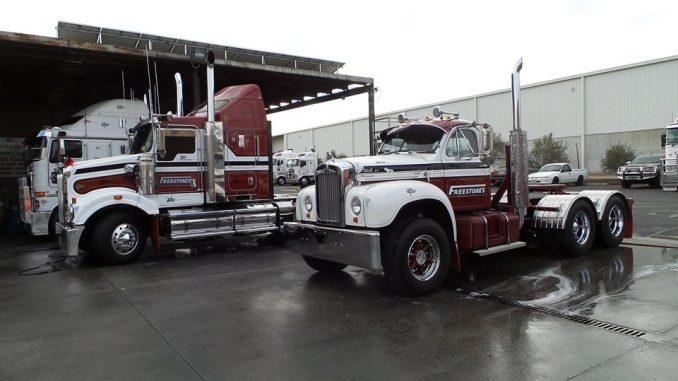 Freestone's Transport