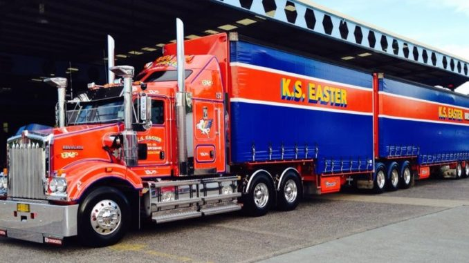 K S Easter Transport
