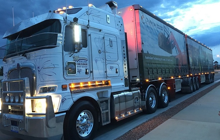 Maranoa Haulage is family owned and operated