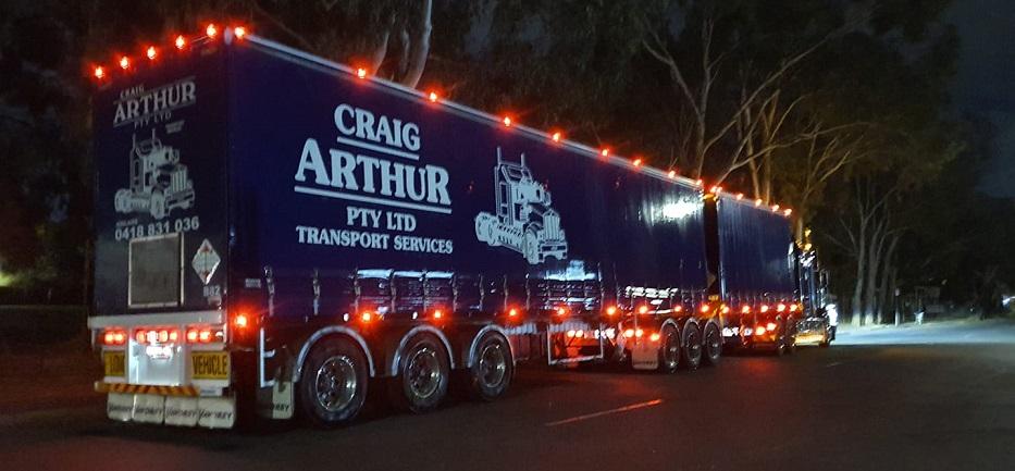 Craig Arthur Transport Services