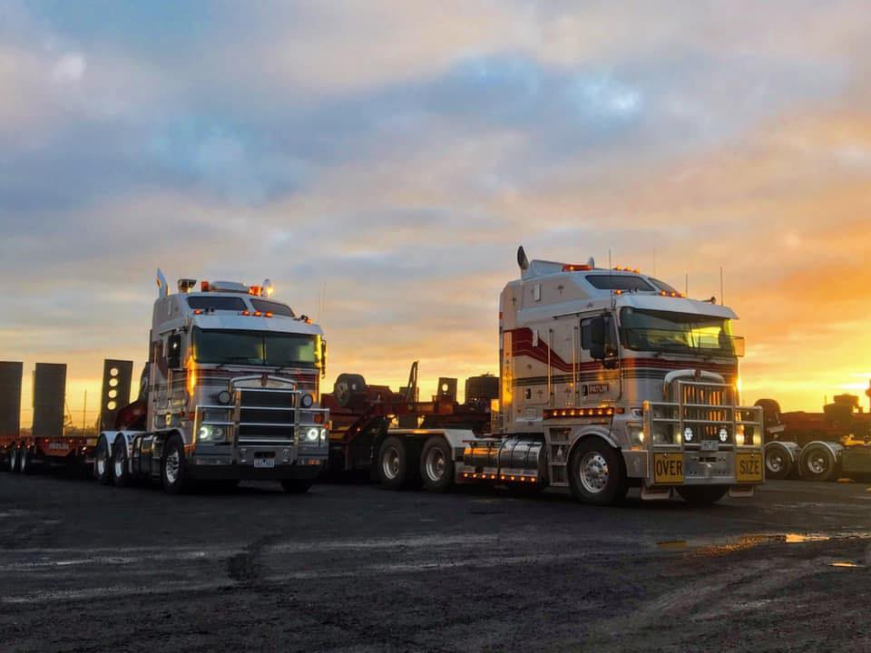 Transport and Heavy Haulage